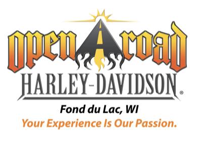 Open Road Harley-Davidson logo