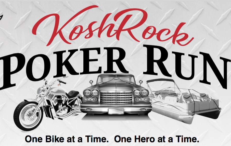 Kosh Rock Poker Run image